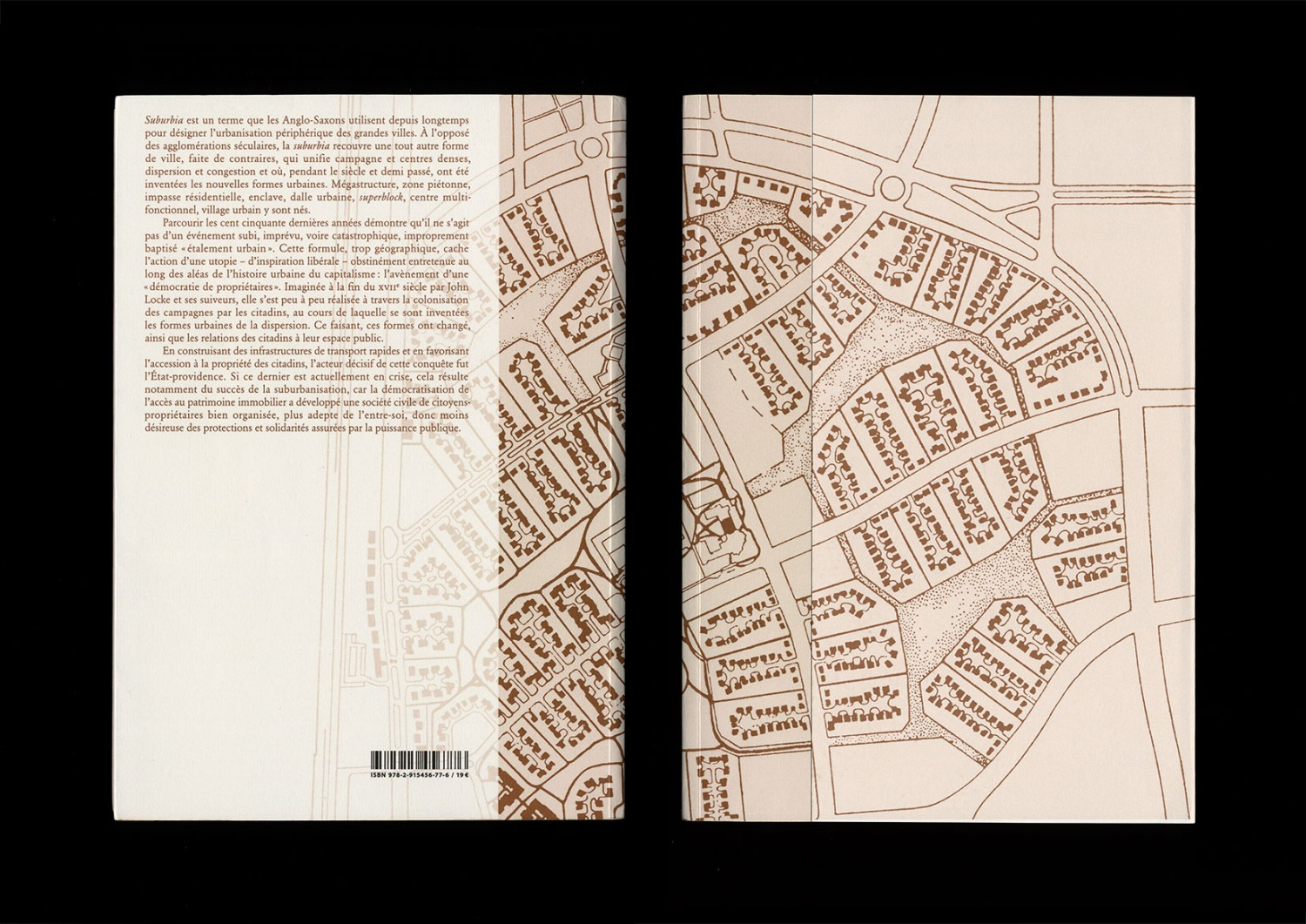 <p><em>Suburbia, une utopie libérale</em>, Jean Taricat, Collection : Etudes et perspectives. Photo © Building Paris.</p>