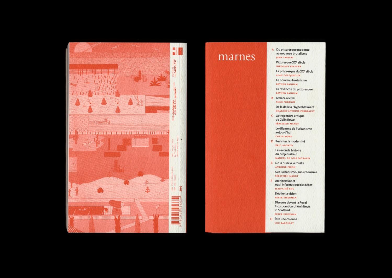 <p>Marnes, documents d'architecture, vol. 1<br /> Photo © Building Paris</p>