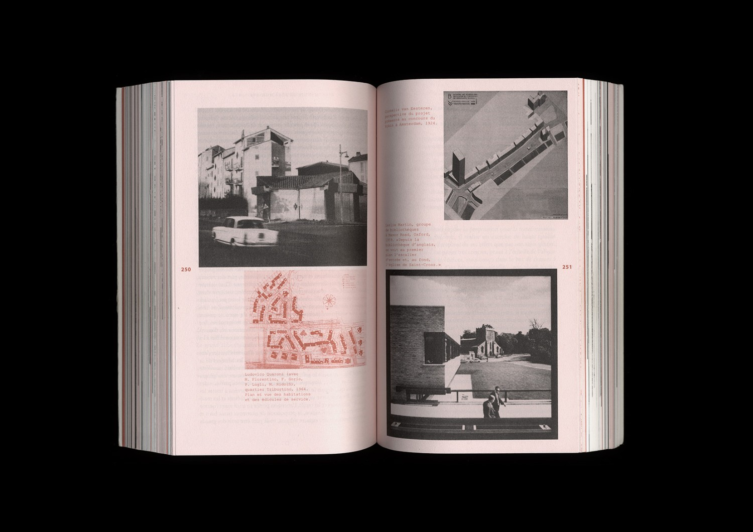 <p>Marnes, documents d'architecture, vol. 1<br /> Photo © Building Paris</p>