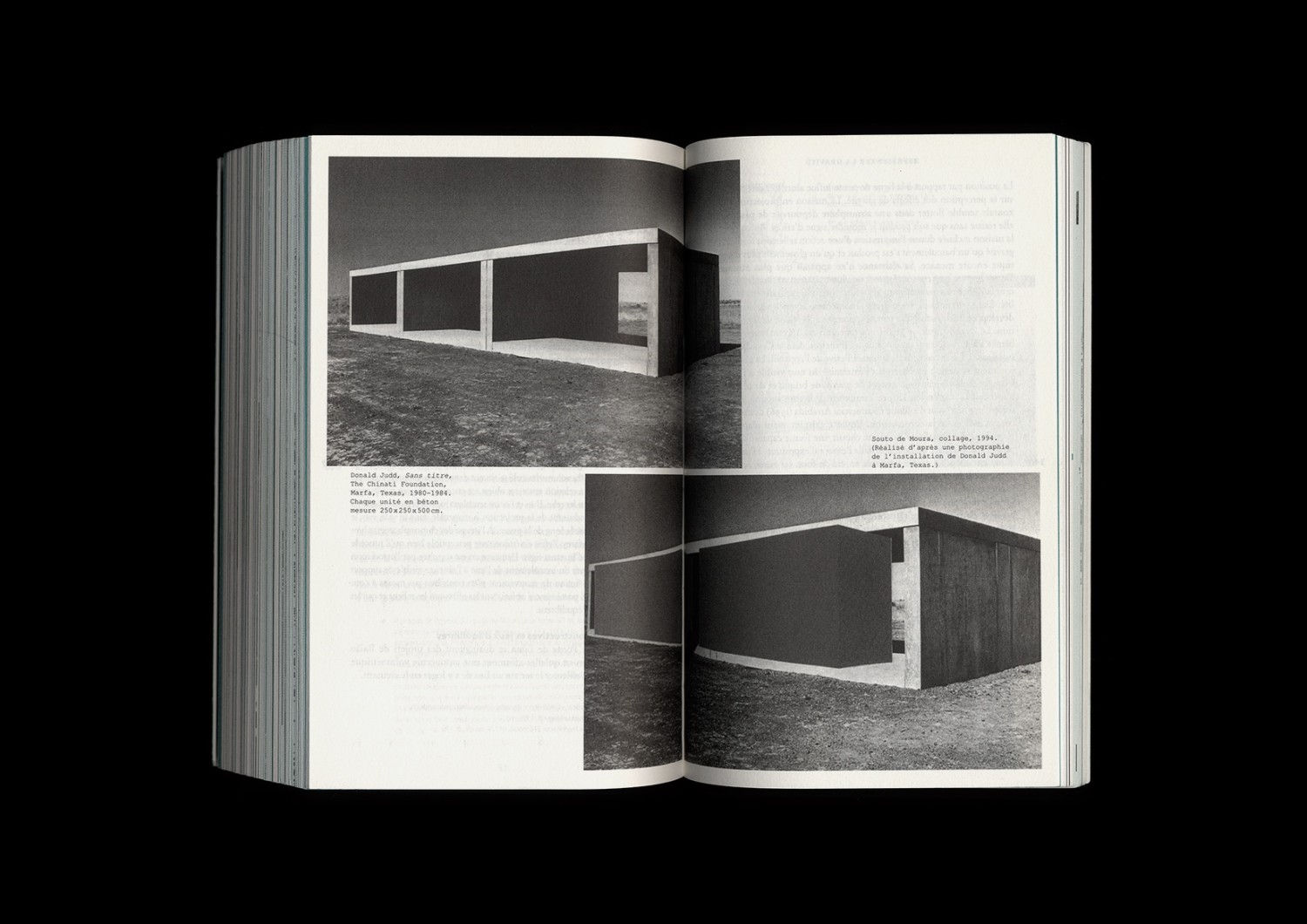 <p>Marnes, documents d'architecture, vol. 2<br /> Photo © Building Paris</p>